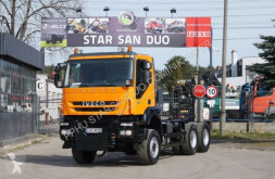 Camion châssis Iveco TRAKKER 6x6 Chassis Mileage 77 500km !
