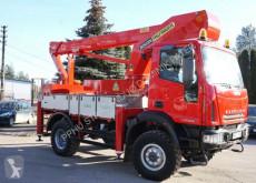 Camion nacelle Iveco 100E18 4x4 PALFINGER BISON TKA 19 Arbeitsbühne L