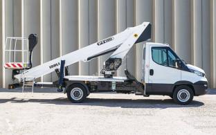 Emelőkosár teherautó Isoli PT180
