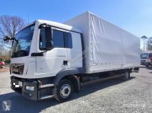 Camion savoyarde MAN TGL TGL 12.220 Pritsche/Plane LBW L-Haus (1)