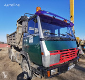 Camion Steyr 32S21-MAN ,Tipper 6x4,MANUAL PUMPE ribaltabile usato