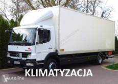 Lastbil Mercedes Atego 1222 viatoll euro 5 kontener winda kassevogn brugt