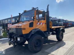 Camião Unimog U1450 basculante usado