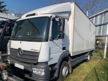 Teherautó Mercedes Atego 1218 NL használt polcozható furgon