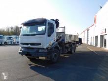 Lastbil lastvagn bygg-anläggning Renault Kerax 370.26