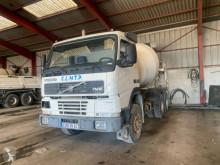 Teherautó Volvo FM 380 használt betonkeverő beton