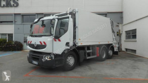 Renault waste collection truck Premium 340.26 DXI