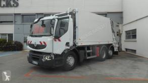 Camion benne à ordures ménagères Renault Premium 340.26 DXI