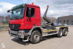Teherautó Mercedes Actros 3344 használt billenőplató
