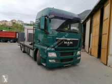 Camion porte engins MAN TGX 26.360