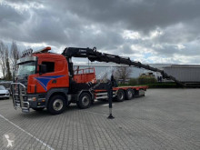 Scania standard flatbed truck R 144