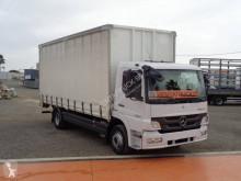 Kamión Mercedes Atego 1224 plachtový náves ojazdený