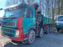 Volvo two-way side tipper truck FM 400
