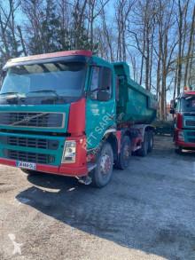 Camion Volvo FM 400 benne Enrochement occasion