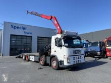 Lastbil biltransport Volvo FM 440