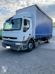 Camión lonas deslizantes (PLFD) Renault 270 DCI