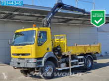 Renault three-way side tipper truck Kerax 340
