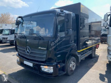 Mercedes plywood box truck Atego 818