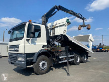DAF two-way side tipper truck CF85 360