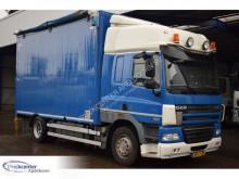 Vrachtwagen schuifvloer DAF 85