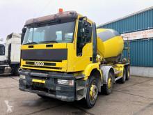 Camion béton toupie / Malaxeur Iveco Eurotrakker 340E35