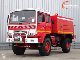 Renault Midliner truck used fire