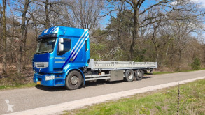 Vrachtwagen platte bak Renault Premium