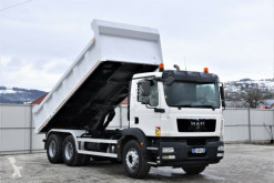 Camion MAN TGM 26.340 Kipper 5,60 m+Bordmatic* 6x4 ! benne occasion