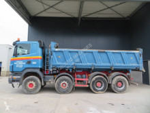 Camion Scania R 480 8X4 benne occasion