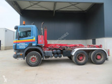 Camion polybenne Scania C 114 340 6X4