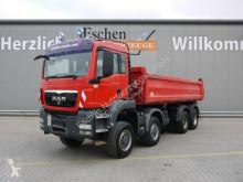 MAN hátra és két oldalra billenő kocsi teherautó TGS TGS 35.440 8x8BB*Meiller 3Seiten*Klima*Automatik