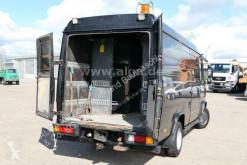 Mercedes Vario 816 D Vario,Werkstatt,2x AHK mit Zweikreisbremse furgon dostawczy używany
