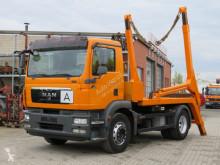MAN emeletes billenőkocsi teherautó TGM TG-M 18.340 4x2 Absetzkipper VDL