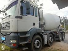 MAN betonkeverő beton teherautó 35.361