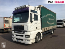 Camion MAN TGA 18.480 4X2 LL fourgon occasion