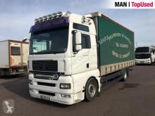 Camión MAN TGA 18.480 4X2 LL furgón usado