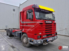 Camion Scania 143 châssis occasion