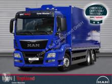 Camión furgón transporte de bebidas MAN TGS 26.400 6X2-4 LL, Getränkekoffer, Klima