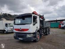 Camião Renault Premium Lander 410.26 bi-basculante usado