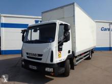 Lastbil Iveco Eurocargo ML 75 E 16 transportbil polybotten begagnad