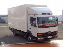 Teherautó Mercedes Atego 815 használt furgon