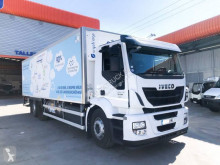 Iveco Stralis AD 260 S 30 truck used refrigerated