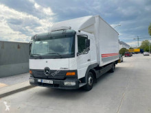Camion Mercedes Atego 917 fourgon occasion