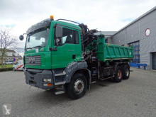 Camion MAN TGA 26.350 ribaltabile usato