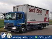 Kamion posuvné závěsy Mercedes Atego