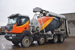 Teherautó Renault Kerax 410 DXI használt betonkeverő beton