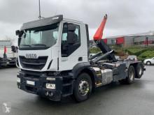 Lastbil Iveco Stralis 460 polyvagn begagnad