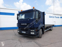 Iveco Stralis AT 190 S 31 FP-D truck used standard flatbed