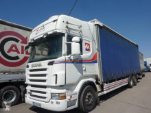 Camion Scania R R 420 rideaux coulissants (plsc) occasion