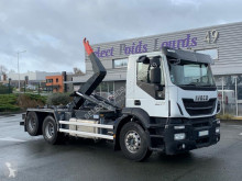 Iveco Stralis 460 eev truck used hook arm system
